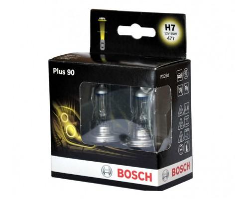 Лампа галогенна автомобільна BOSCH BO 1987301075