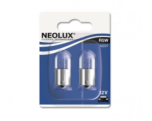 Лампа розжарювання автомобільна NEOLUX NE N207-02B