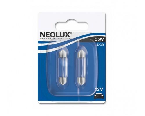 Лампа розжарювання автомобільна NEOLUX NE N239-02B