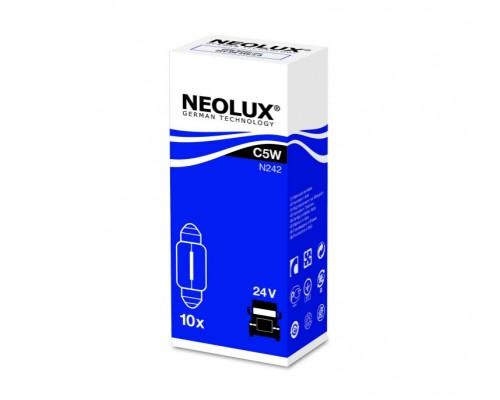 Лампа розжарювання автомобільна NEOLUX NE N242