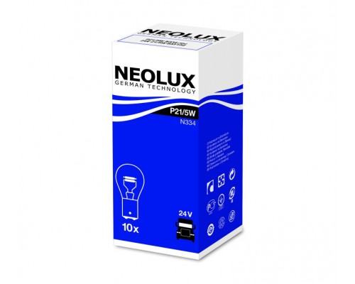 Лампа розжарювання автомобільна NEOLUX NE N334
