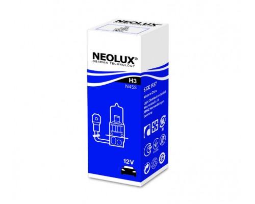 Лампа галогенная автомобильная NEOLUX NE N453