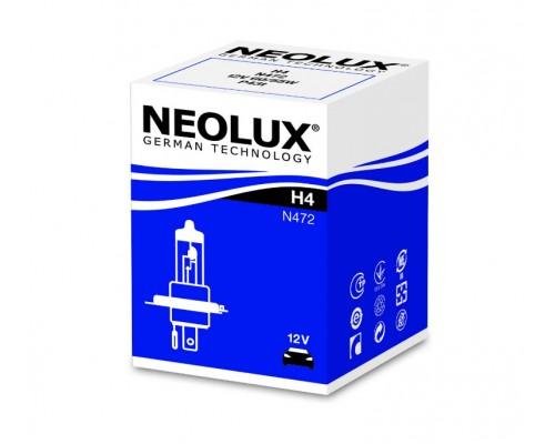 Лампа галогенная автомобильная NEOLUX NE N472