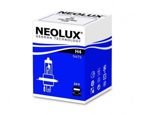 Лампа галогенна автомобільна NEOLUX NE N475