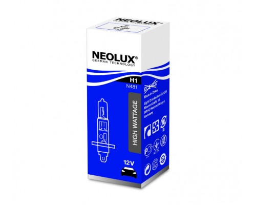 Лампа галогенна автомобільна NEOLUX NE N481