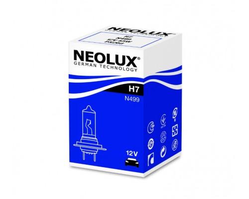 Лампа галогенная автомобильная NEOLUX NE N499