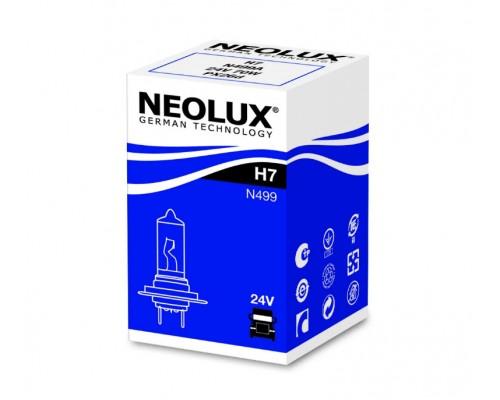 Лампа галогенна автомобільна NEOLUX NE N499 A