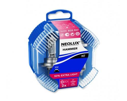 Лампа галогенна автомобільна NEOLUX NE N499EL-SCB