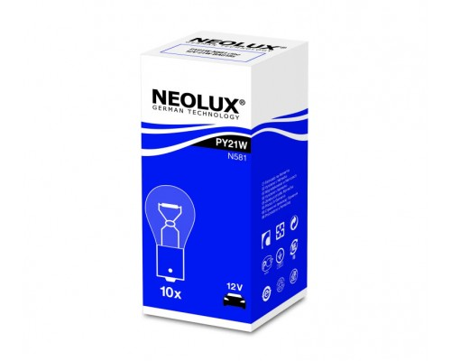 Лампа накаливания автомобильная NEOLUX NE N581