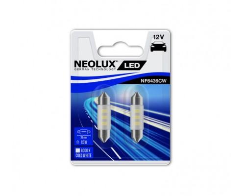 Лампа світлодіодна автомобільна NEOLUX NE NF6436 CW-02B
