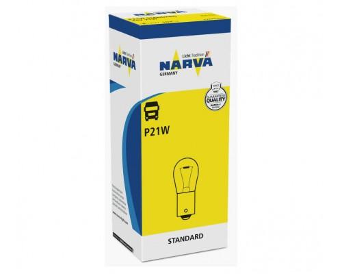 Лампа розжарювання 24V P21W 21W BA15S