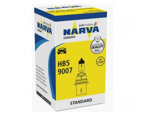 Лампа галогенна автомобільна NARVA NV 48007