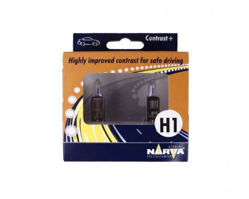 Лампа галогенна автомобільна NARVA NV 48520.2BOX