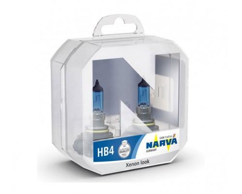 Лампа галогенная автомобильная NARVA NV 48626.2BOX