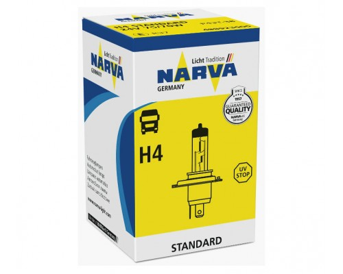 Лампа галогенна автомобільна NARVA NV 48892