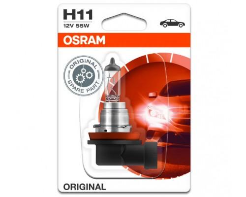 Лампа галогенная автомобильная OSRAM OS 64211 L+