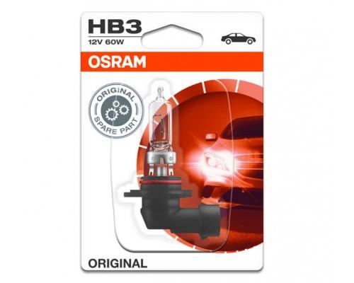 Лампа галогенна автомобільна OSRAM OS 9005