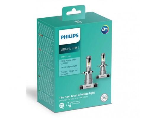 Лампа світлодіодна автомобільна PHILIPS PS 11342 XUW X2
