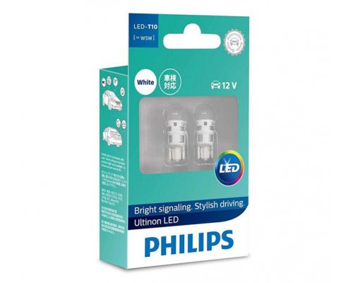 Лампа светодиодная автомобильная PHILIPS PS 11961 ULW4 X2