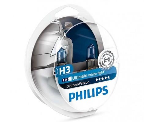 Лампа галогенная автомобильная PHILIPS PS 12336 DV S2