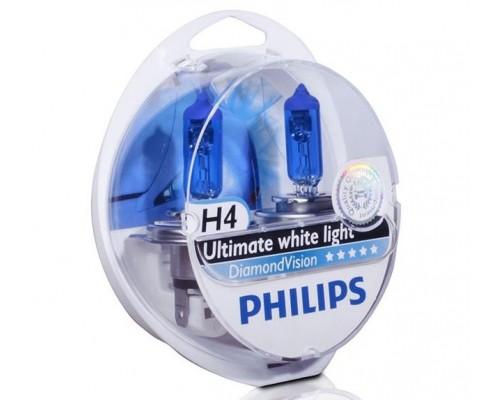 Лампа галогенна автомобільна PHILIPS PS 12342 DV S2