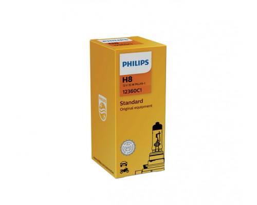 Лампа галогенная автомобильная PHILIPS PS 12360 C1