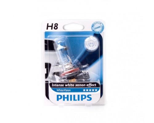 Лампа галогенна автомобільна PHILIPS PS 12360 WHV B1