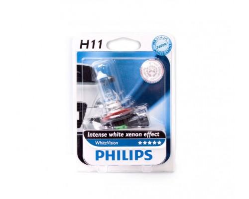 Лампа галогенная автомобильная PHILIPS PS 12362 WHV B1
