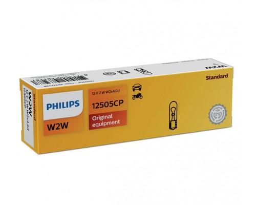 Лампа розжарювання автомобільна PHILIPS PS 12505 CP