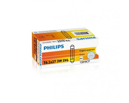 Лампа розжарювання автомобільна PHILIPS PS 12818 CP