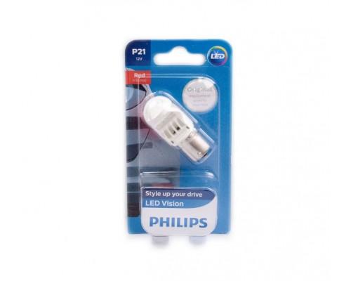 Лампа світлодіодна автомобільна PHILIPS PS 12839 RED B1