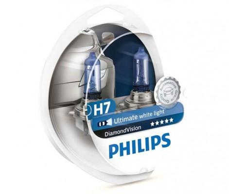 Лампа галогенная автомобильная PHILIPS PS 12972 DV S2