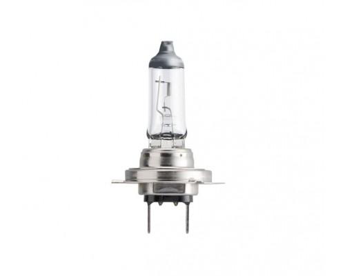Лампа галогенна 12V H7 55W PX26D VISIONPLUS, НА 50% більше світла (1ШТ В БЛИСТ.)