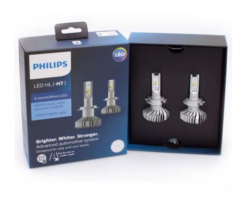 Лампа светодиодная автомобильная PHILIPS PS 12985 BW X2