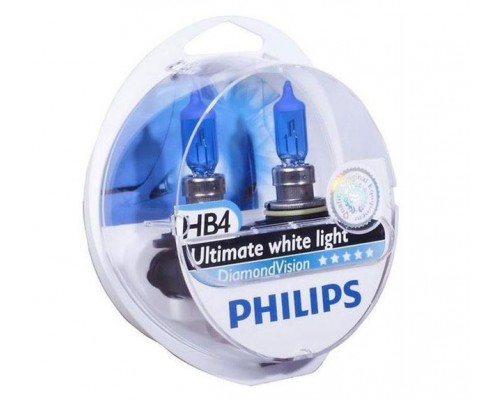 Лампа галогенна автомобільна PHILIPS PS 9006 DV S2