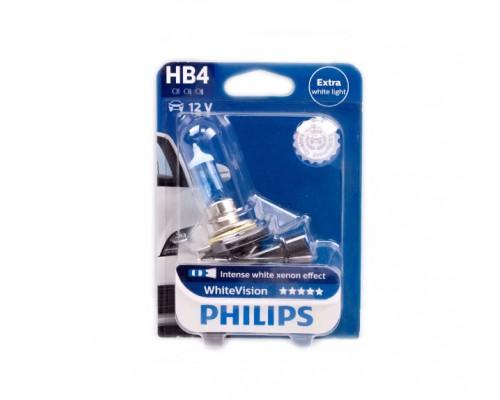 Лампа галогенна автомобільна PHILIPS PS 9006 WHV B1