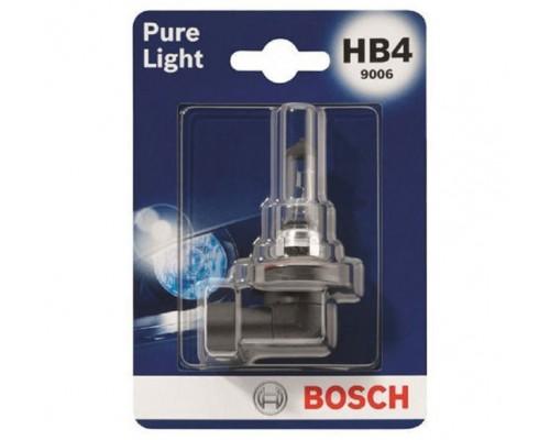 Лампа галогенная автомобильная BOSCH BO 1987301063