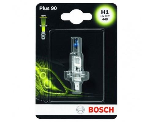 Лампа галогенна автомобільна BOSCH BO 1987301076