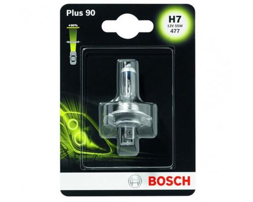 Лампа галогенна автомобільна BOSCH BO 1987301078