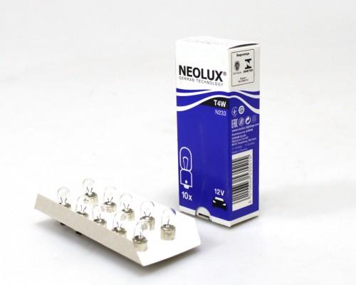 Лампа розжарювання автомобільна NEOLUX NE N233