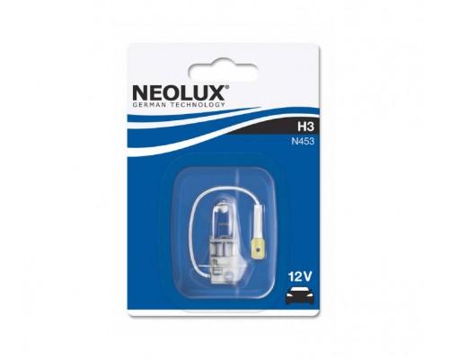 Лампа галогенна автомобільна NEOLUX NE N453-01B