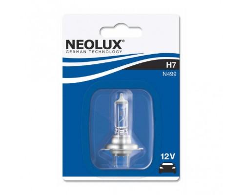 Лампа галогенна автомобільна NEOLUX NE N499-01B