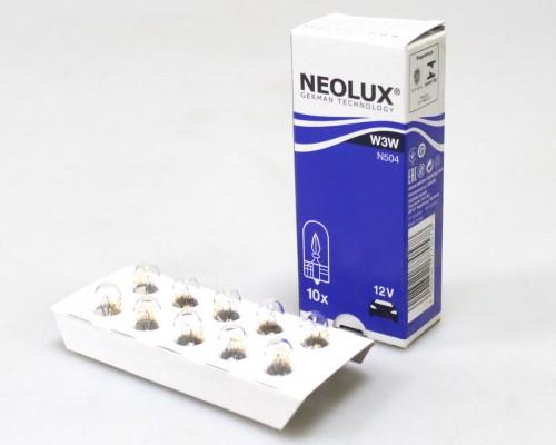 Лампа накаливания автомобильная NEOLUX NE N504