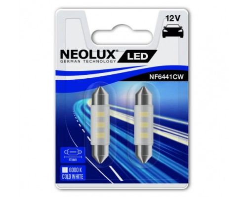 Лампа светодиодная автомобильная NEOLUX NE NF6441 CW-02B