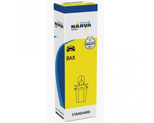 Лампа розжарювання автомобільна NARVA NV 17019
