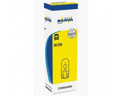 Лампа розжарювання автомобільна NARVA NV 17109