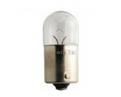 Лампа розжарювання 24V R5W 5W BA15S