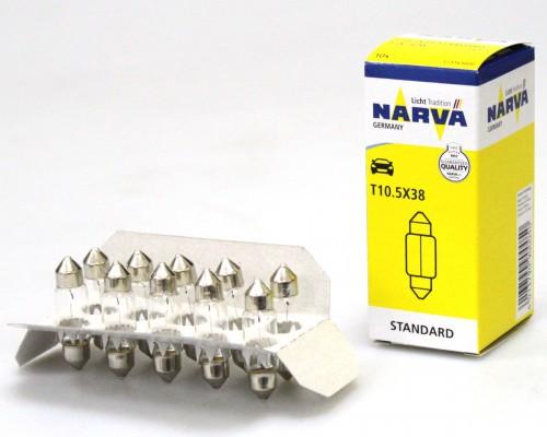 Лампа розжарювання автомобільна NARVA NV 17316