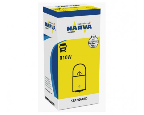 Лампа розжарювання автомобільна NARVA NV 17326