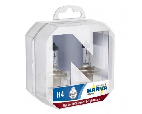 Лампа галогенна автомобільна NARVA NV 48003.2BOX